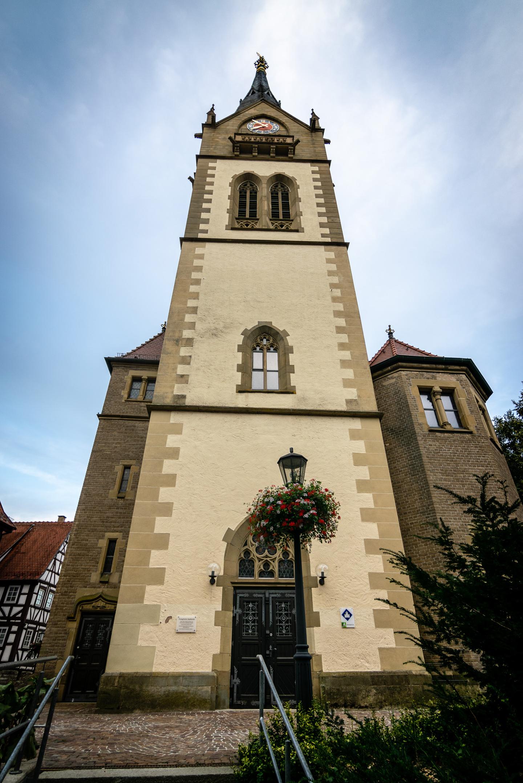 EV. Stadtkirche Möckmühl